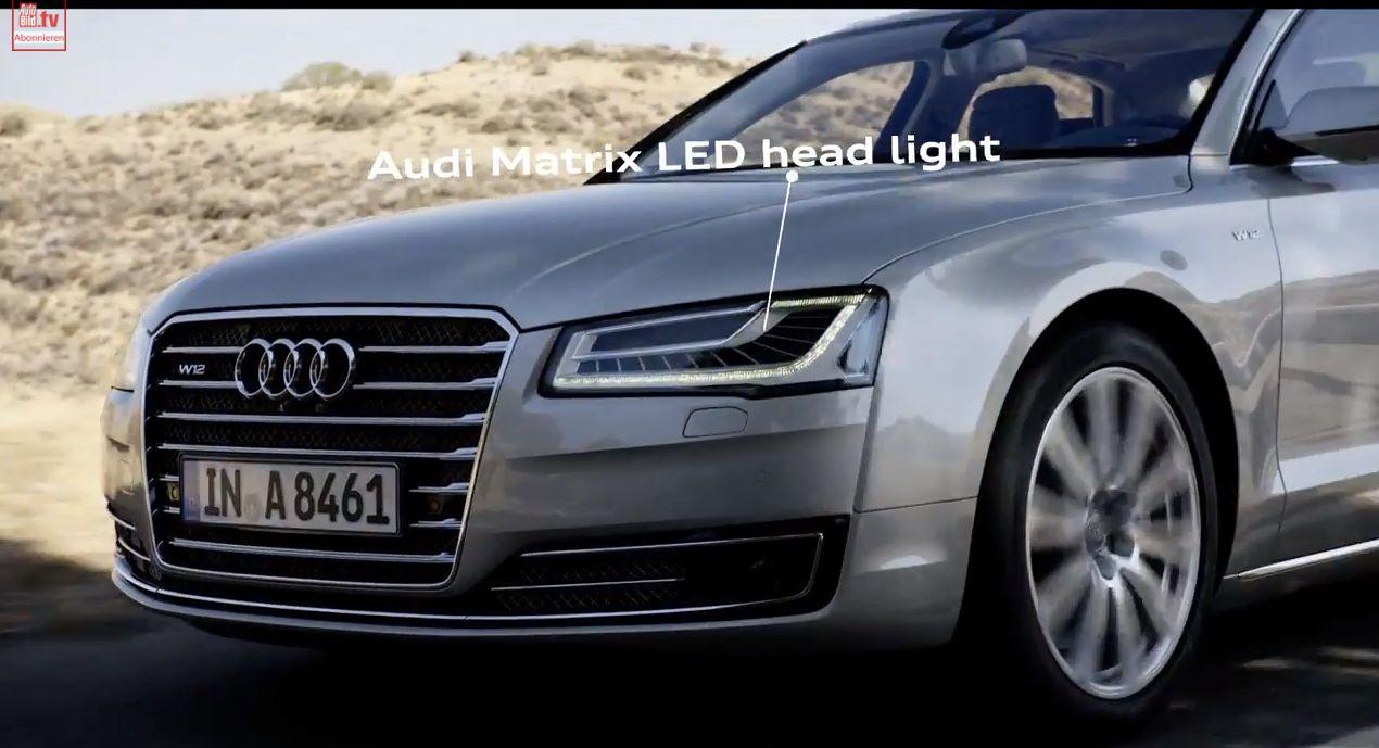 Kelebihan Audi A8 2014 Top Model Tahun Ini
