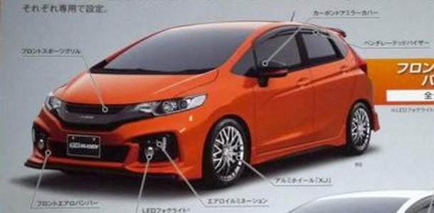 Logbook Honda Fit Mugen Edition