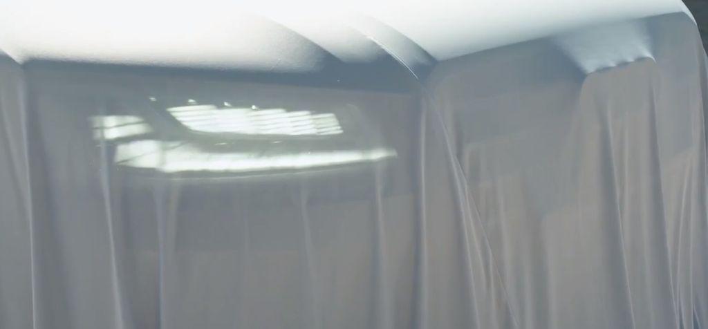Audi A8 teaser Matrix LED headlights