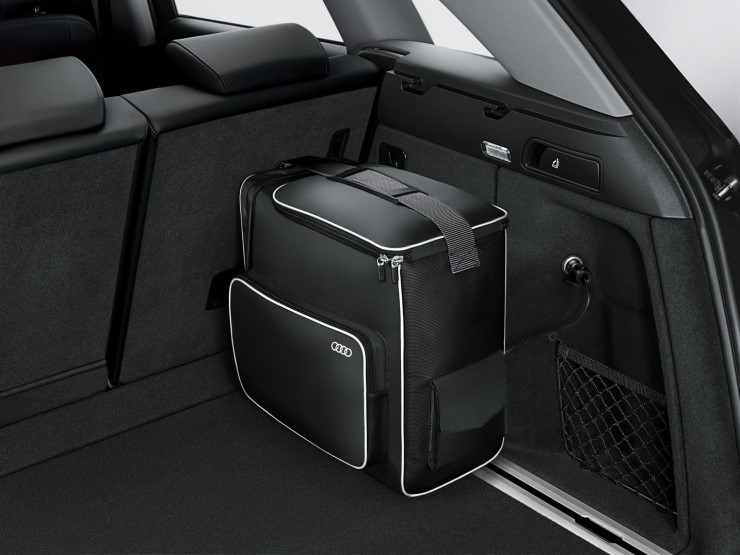 Cooling bag of the Audi Q3 Limited Edition in South Korea