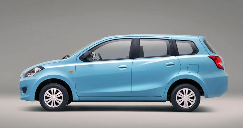 Datsun Go-based MPV