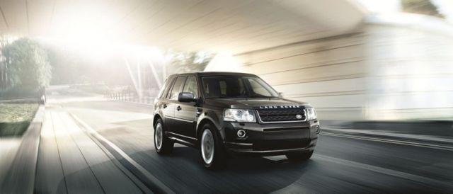 Land Rover Freelander Dynamic Black