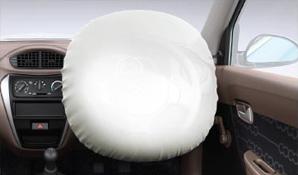 Maruti Alto 800 airbag