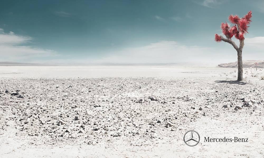 Mercedes Benz GLA Class teased on facebook