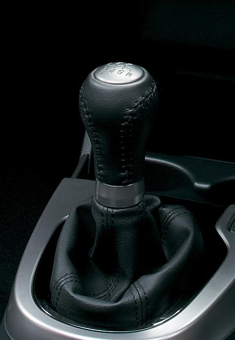 2014 Honda Jazz gearlever