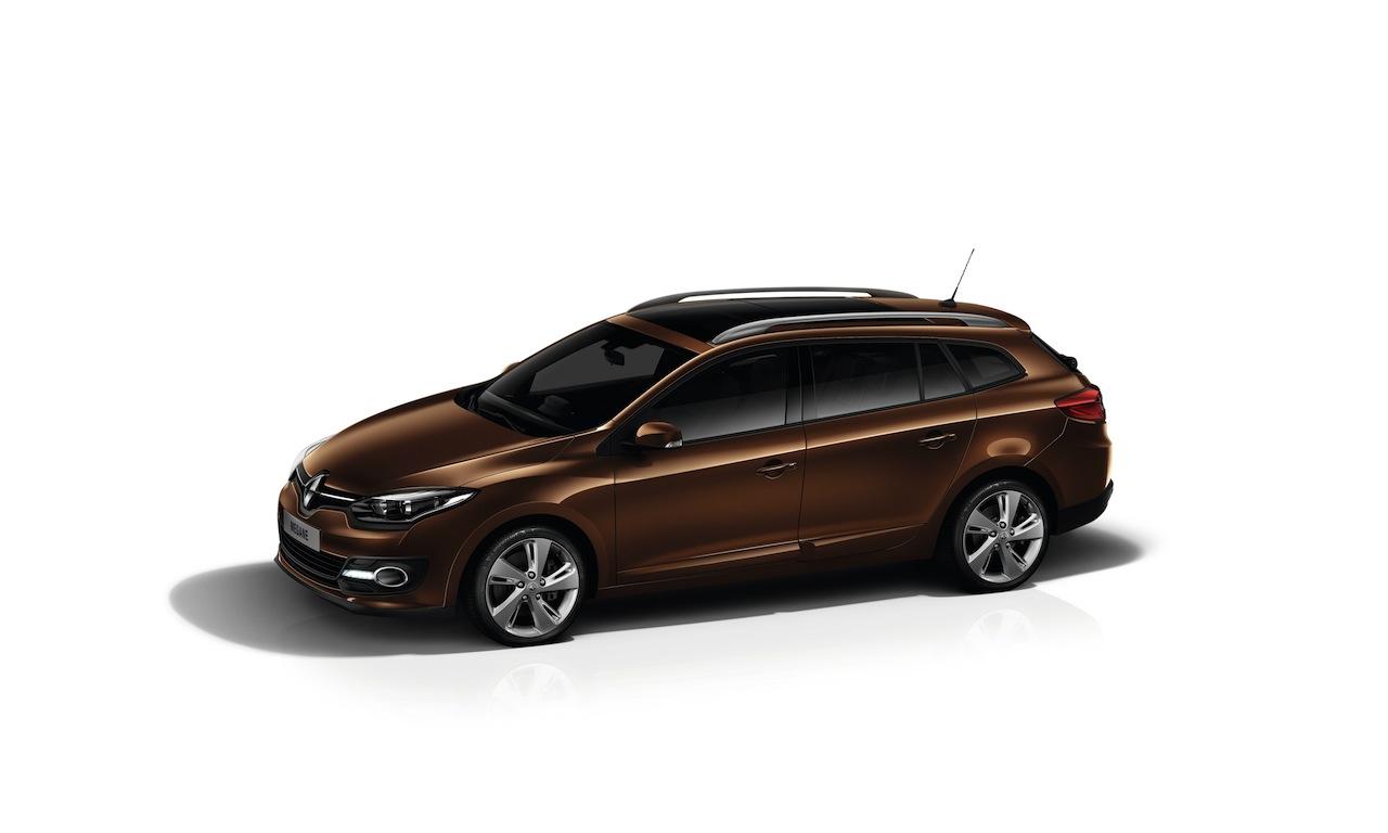 2014 Renault Megane facelift estate