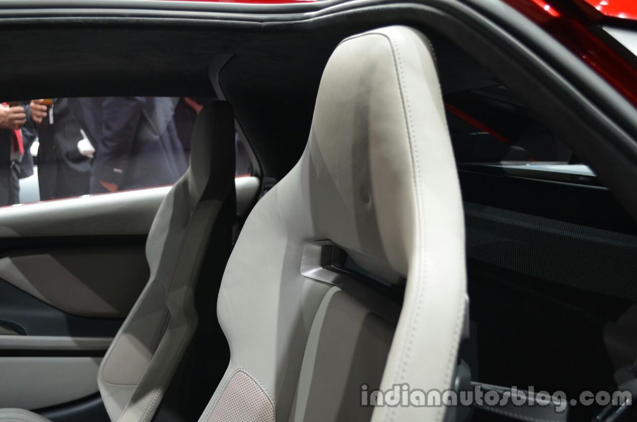 Audi Nanuk concept seats