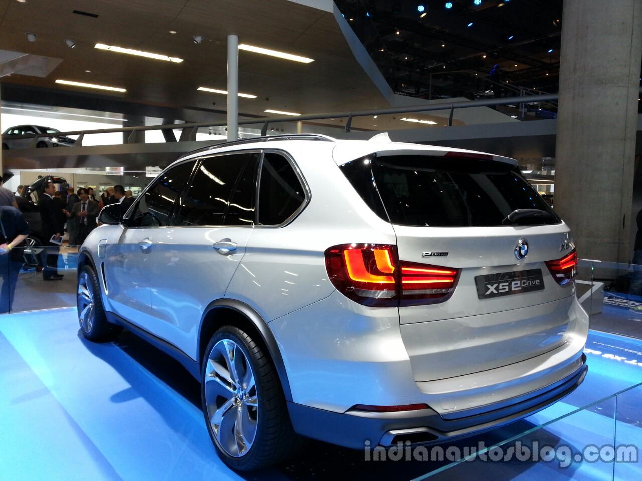 BMW X5 eDrive Rear Left