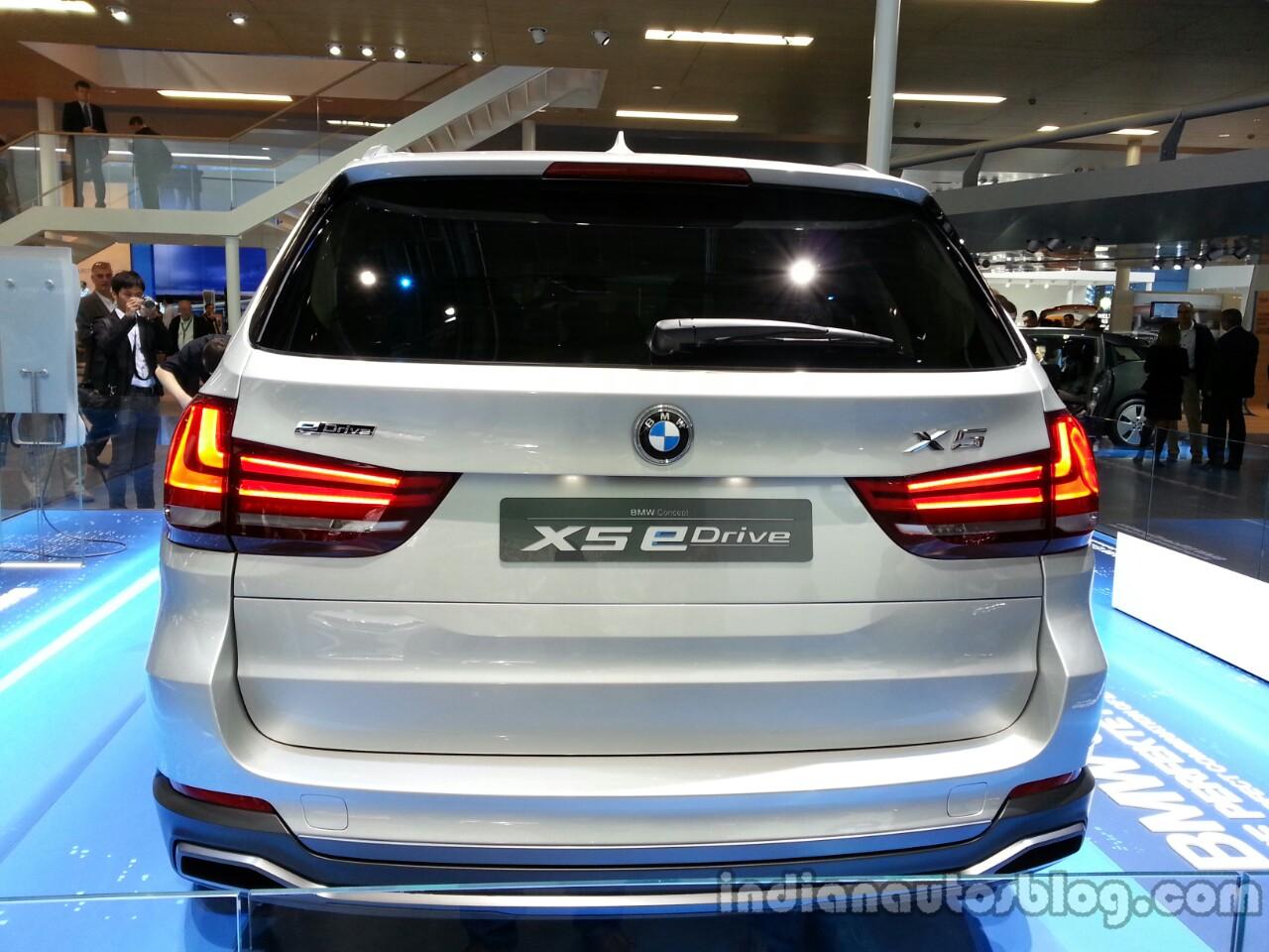 BMW X5 eDrive Rear