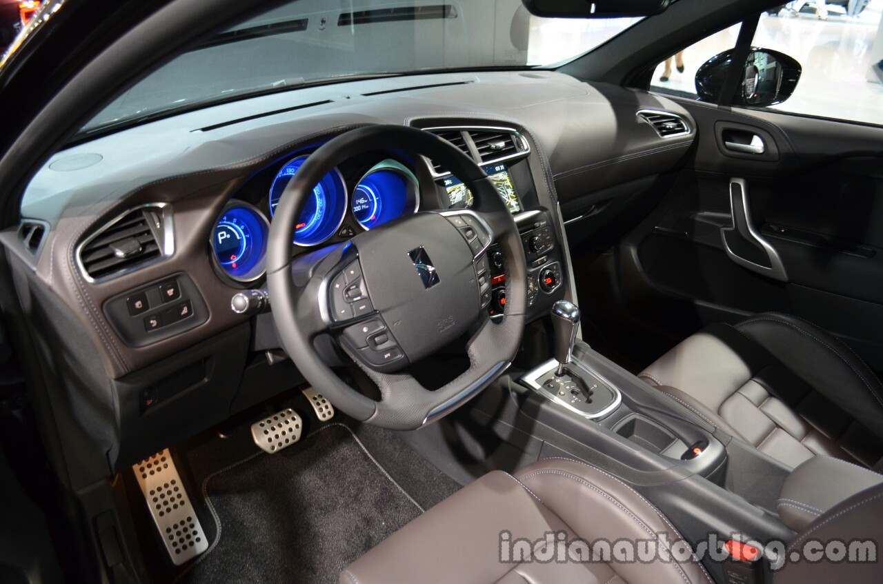 Citroen DS4 Interior