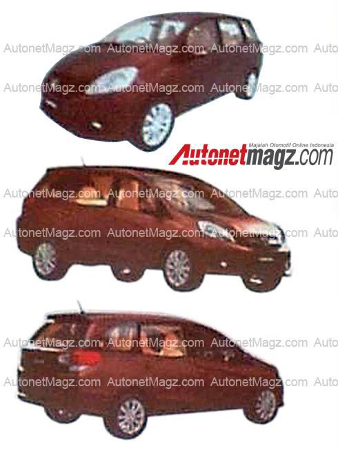 Honda Mobilio MPV leaked image