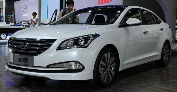 Hyundai Mistra production version