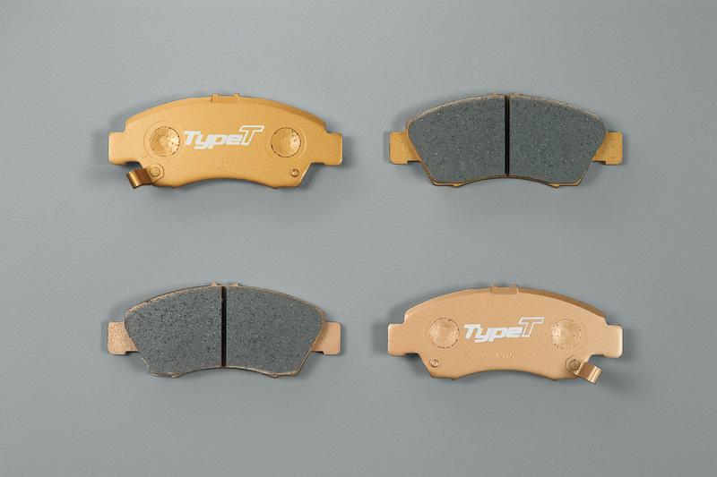 Mugen Type T brake pad for 2014 Honda Jazz
