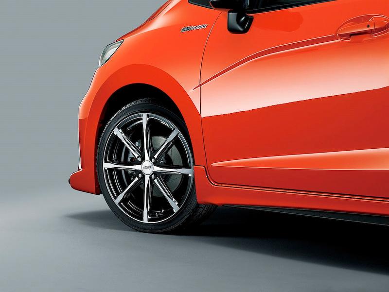 Mugen alloy wheels type 1 2014 Honda Jazz
