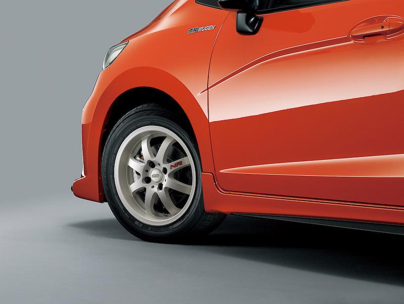 Mugen alloy wheels type 4 2014 Honda Jazz