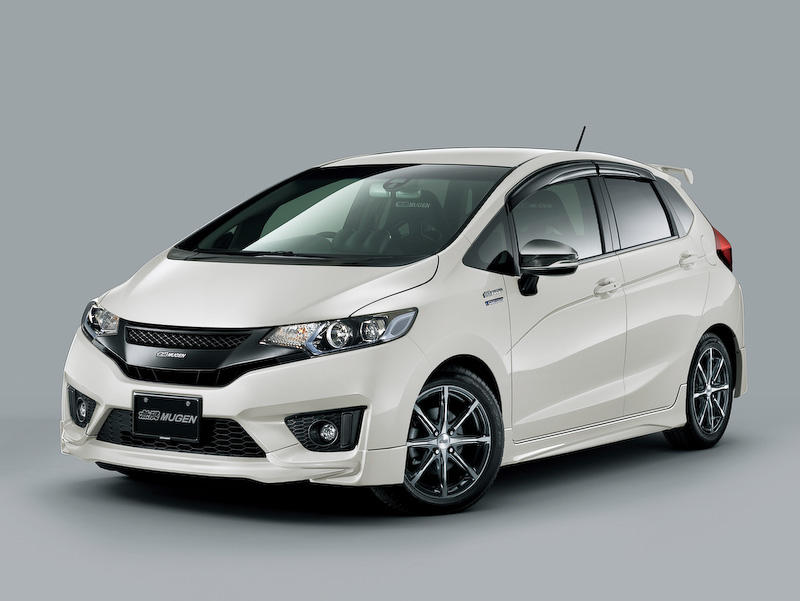 Mugen body kit 2014 Honda Jazz