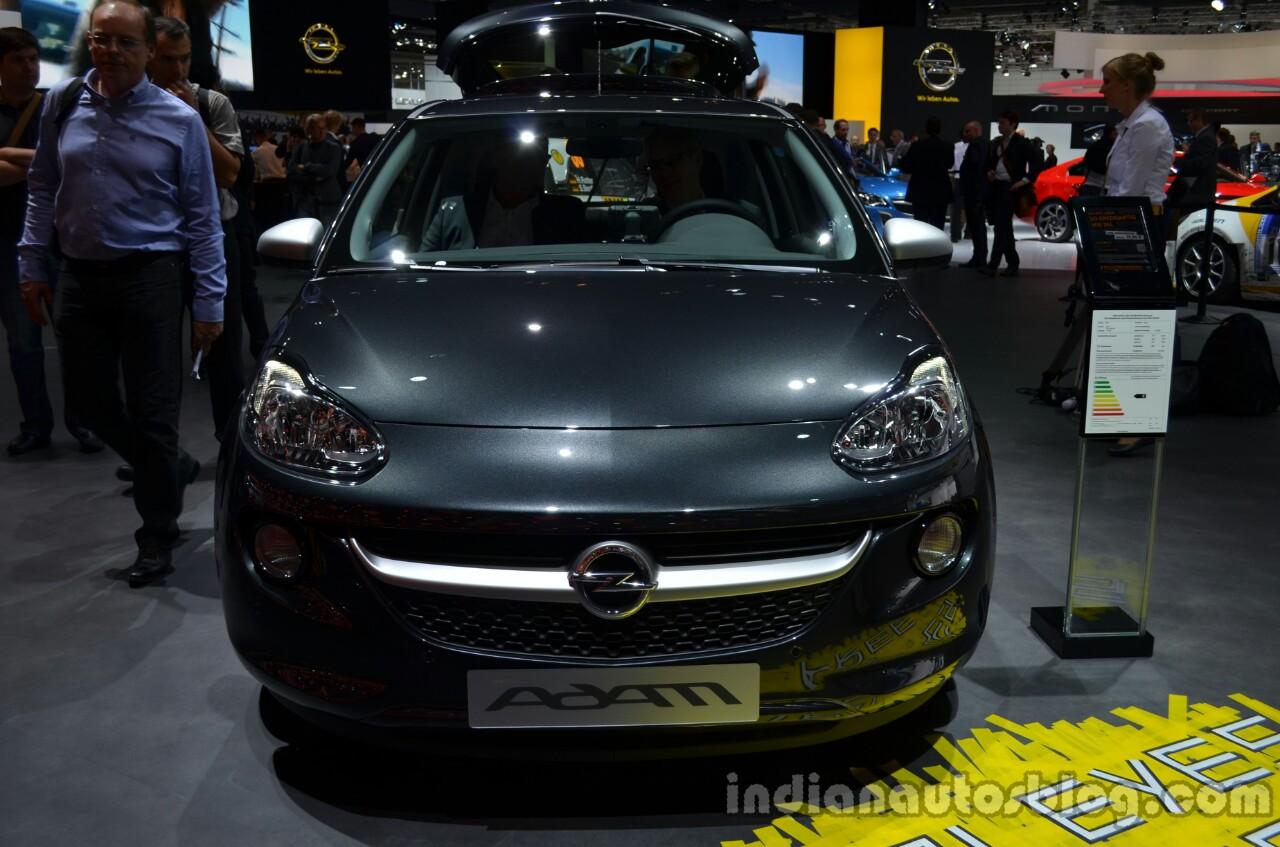 Opel Adam Black Link