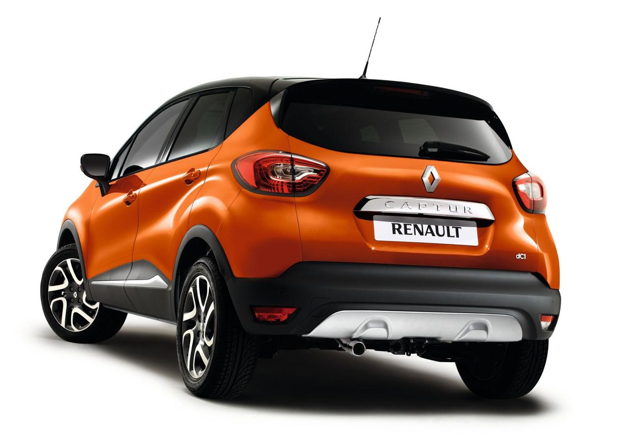 renault captur arizona edition launched in europe. Black Bedroom Furniture Sets. Home Design Ideas