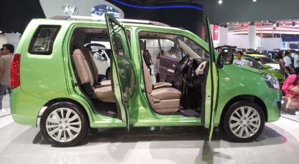 Suzuki Karimun Wagon R 7-seater MPV