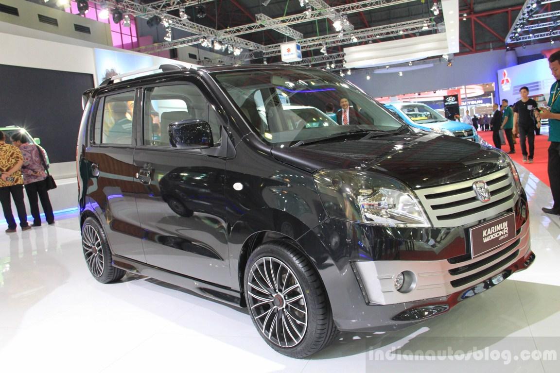 Suzuki Karimun Wagon R At IIMS 2013 (1