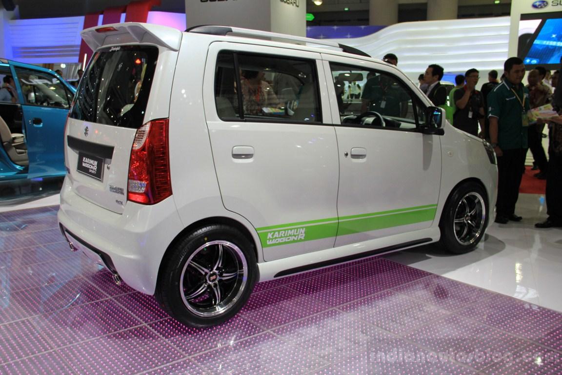 Suzuki Karimun Wagon R Sport