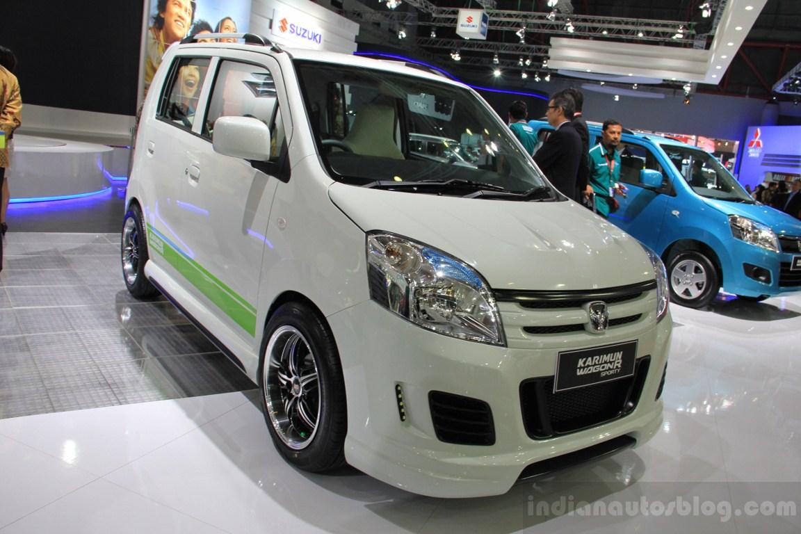 Suzuki Karimun Wagon R Launched [IIMS 2013 Live]