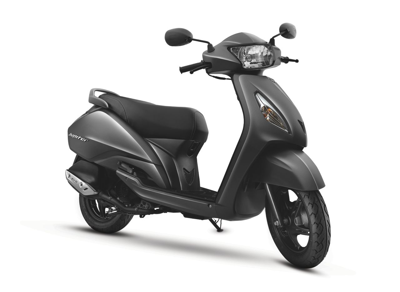 Tvs To Launch A New 125 Cc Scooter Early Next Year
