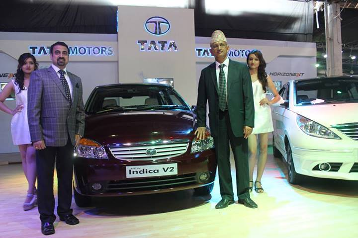 Tata Indica 2013 Nepal launch