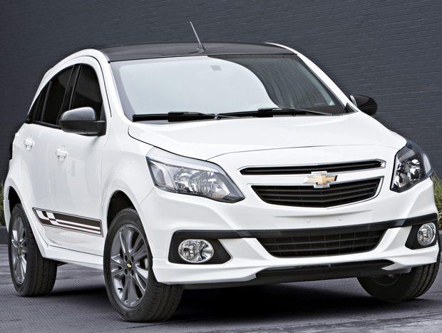 2014 Chevrolet Agile LTZ Effect
