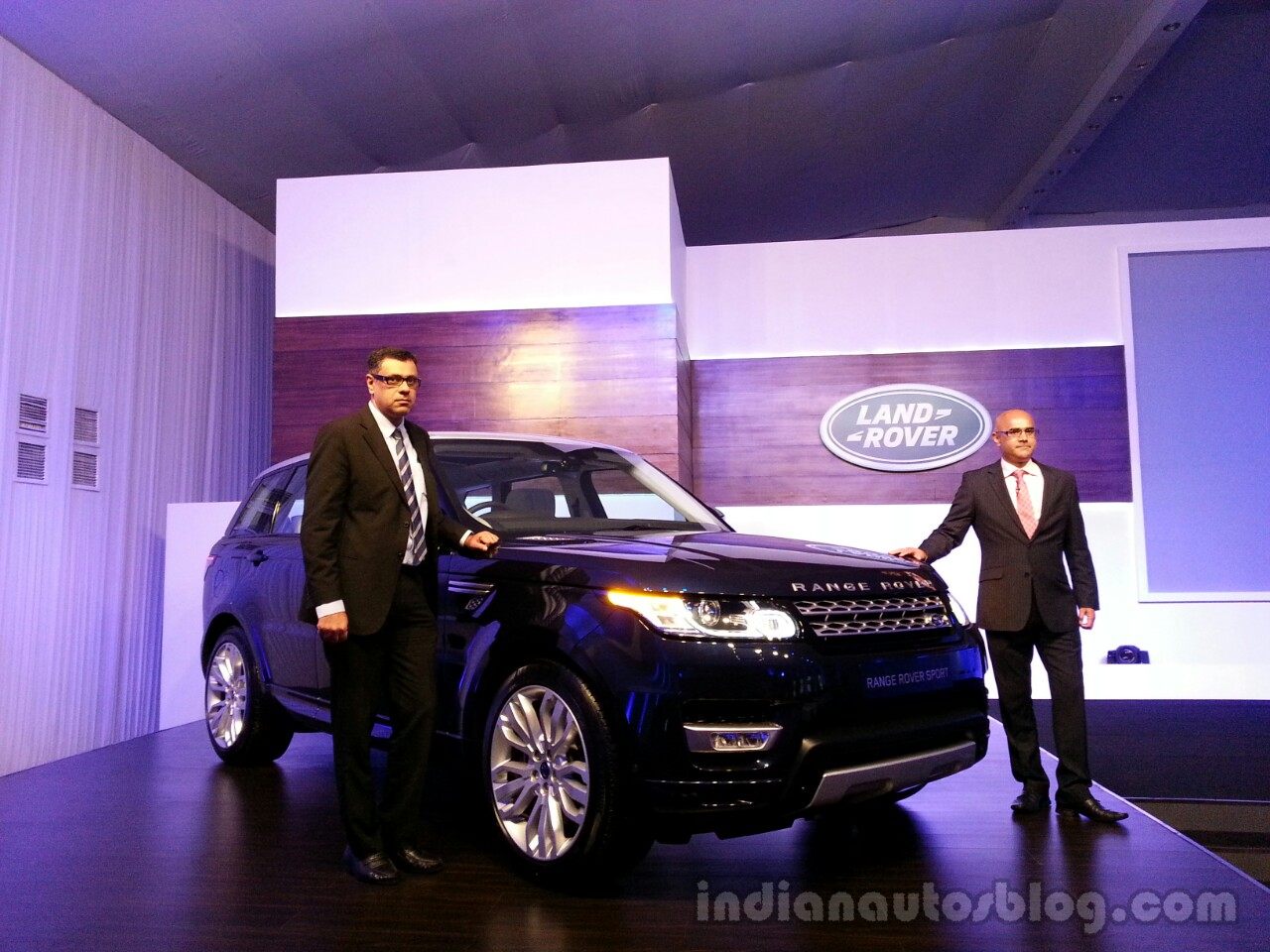 2014 Range Rover Sport launched in India