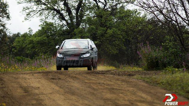 2014 Tata Vista refresh spied front
