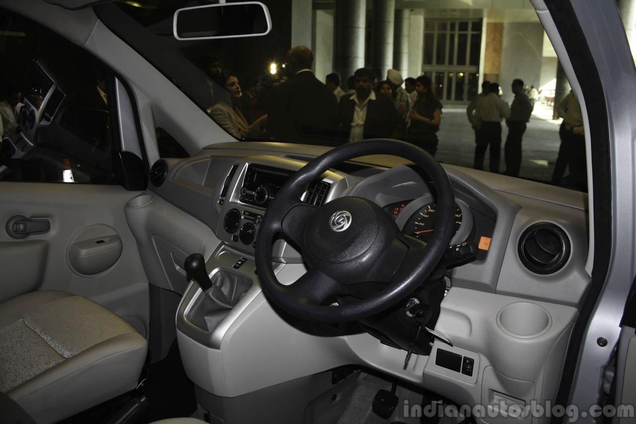 Ashok Leyland Stile interior