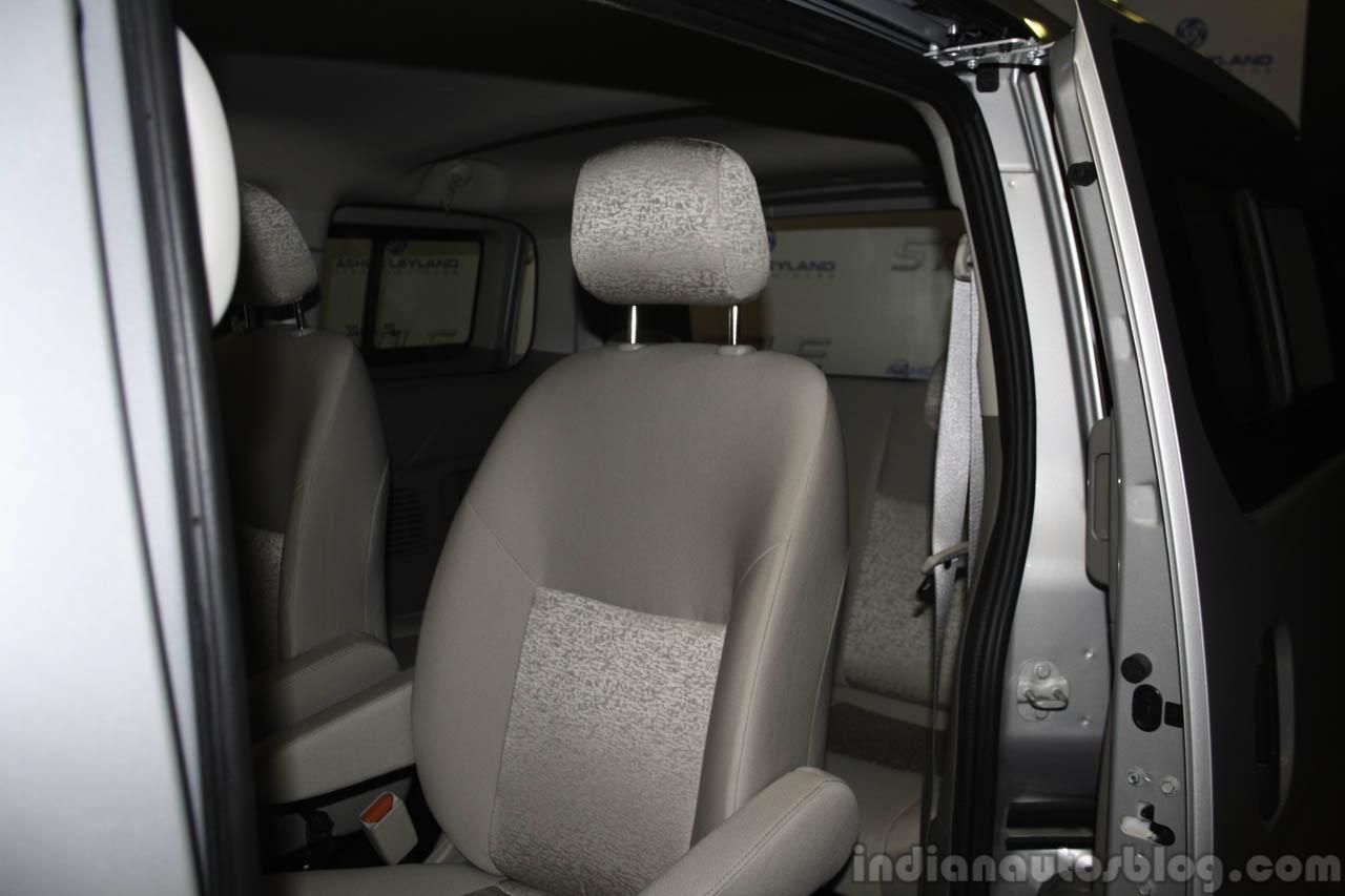 Ashok Leyland Stile rear seat