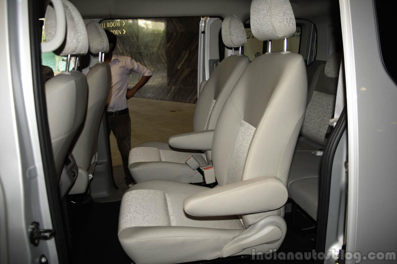 Ashok Leyland Stile rear space (2)