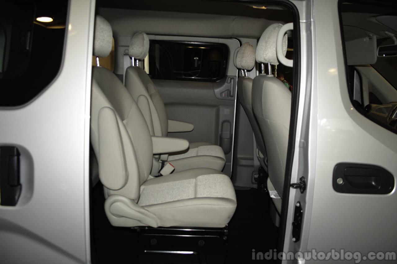 Ashok Leyland Stile rear space