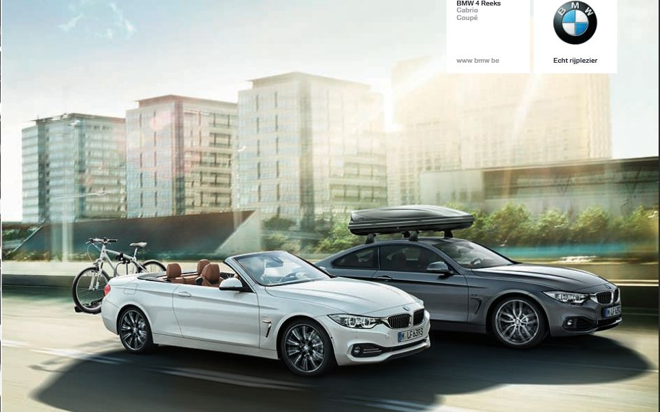 BMW 4 Series Convertible and Coupe