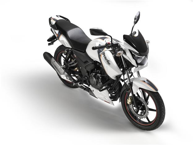TVS Apache RTR 160 new colors
