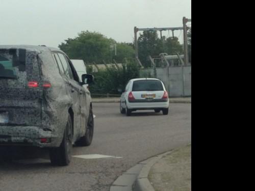 next gen Renault Espace side
