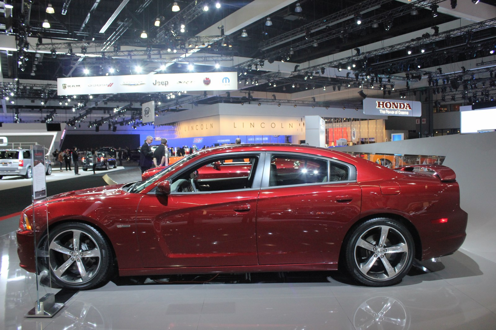 La Live Dodge Charger Challenger 100th Anniversary Edition