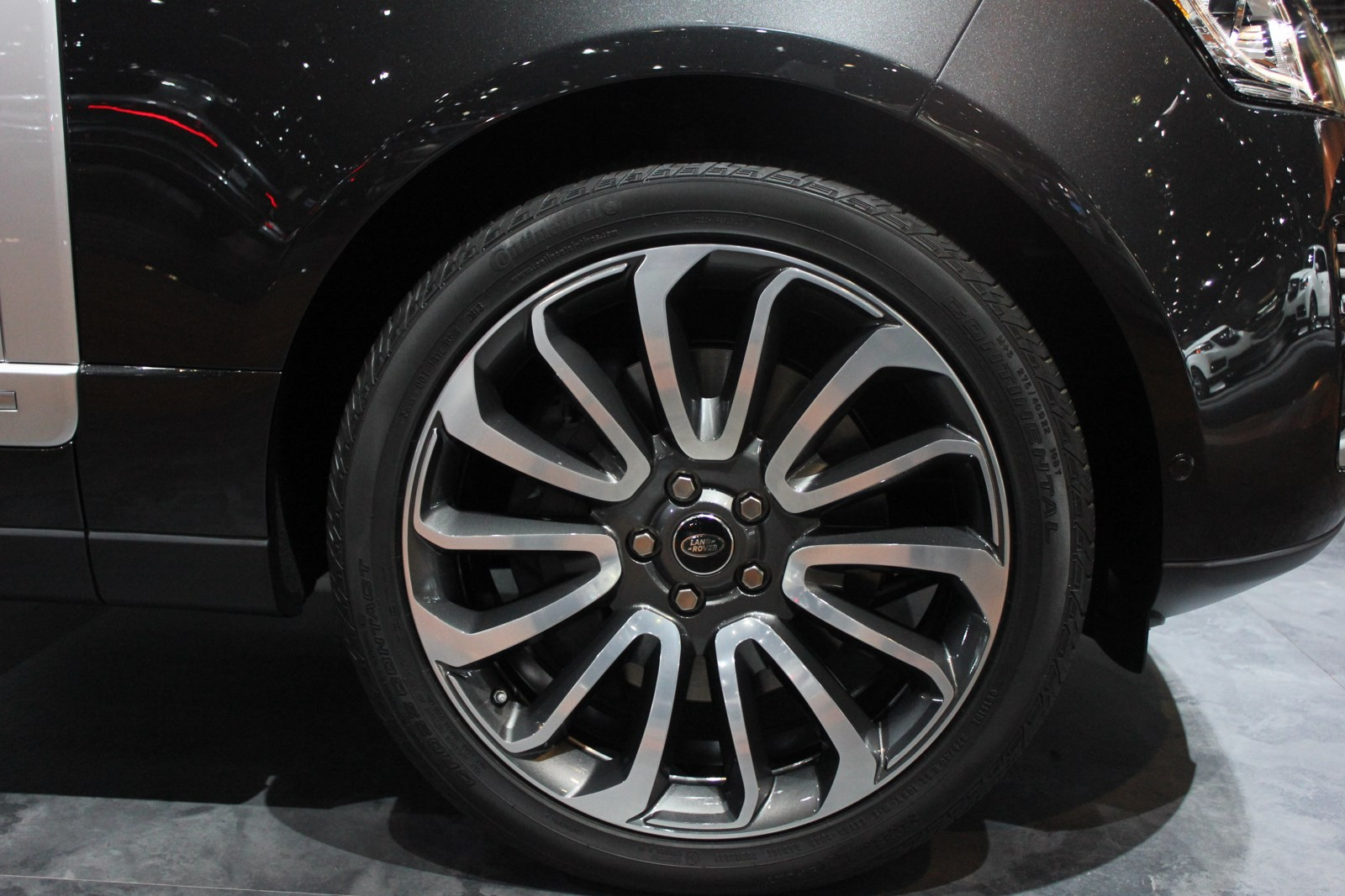 Range Rover L Autobiography Alloy Wheel