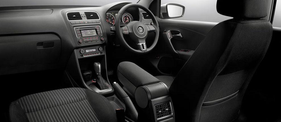 VW Polo Sedan Malaysia dashboard