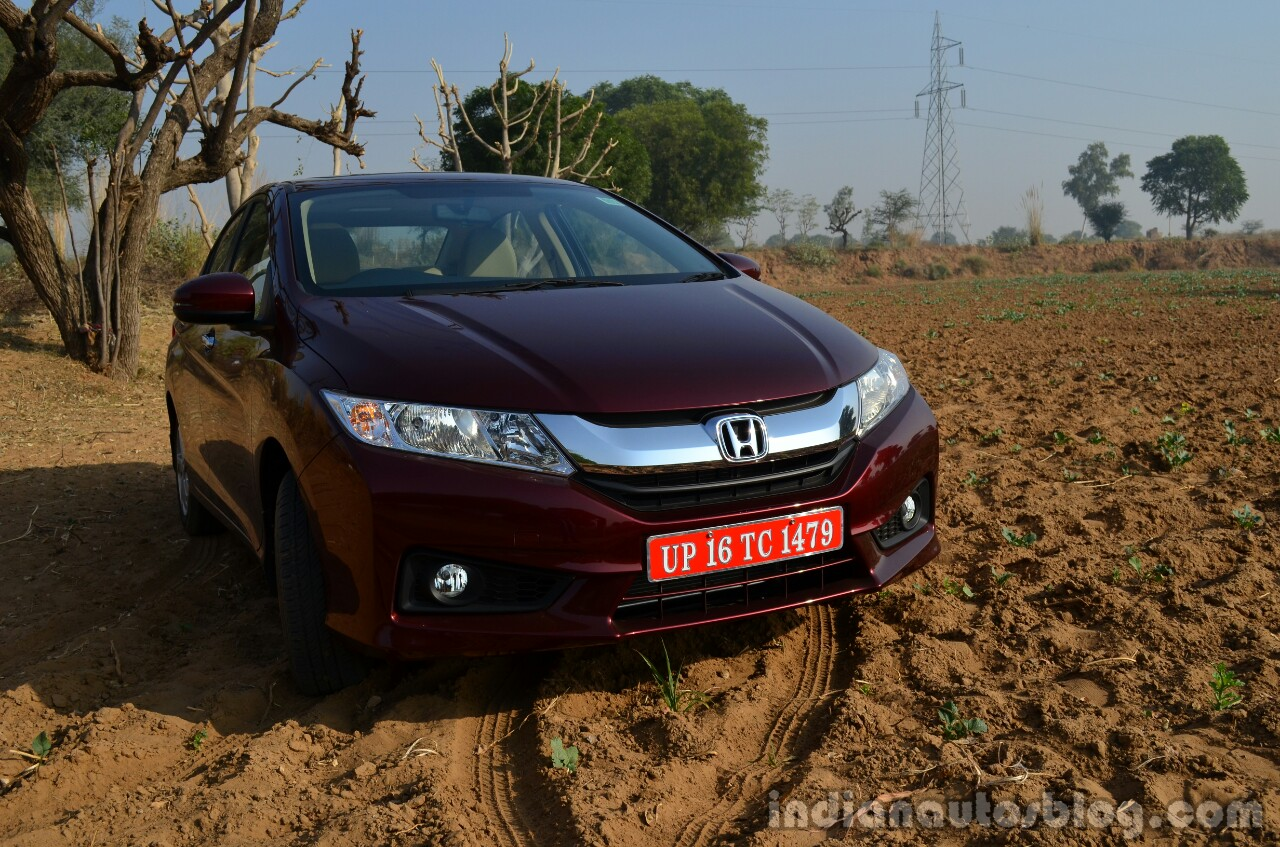First Drive Review 2014 Honda City Diesel