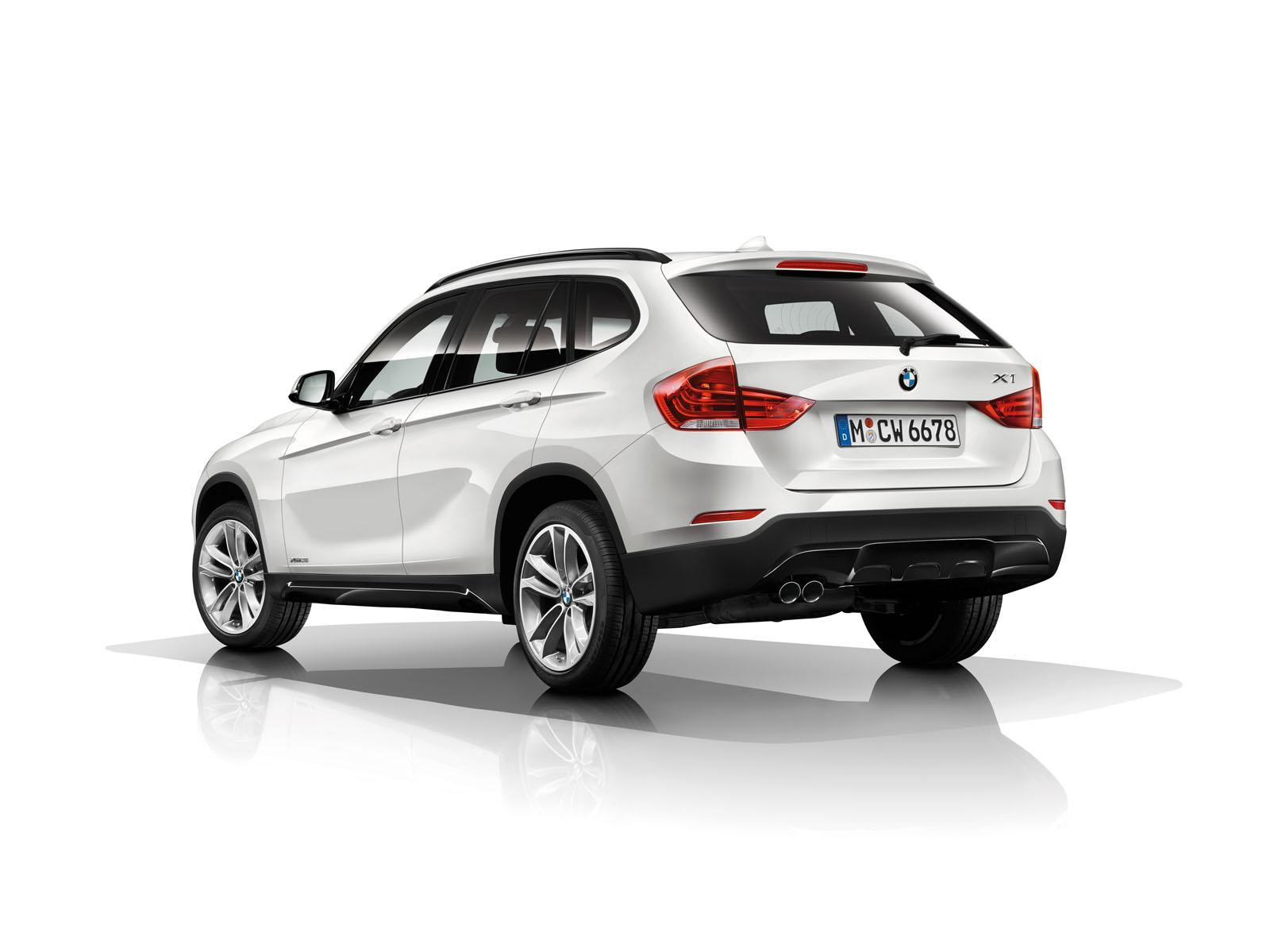 Updated Bmw X1 Announced For The Detroit Motor Show