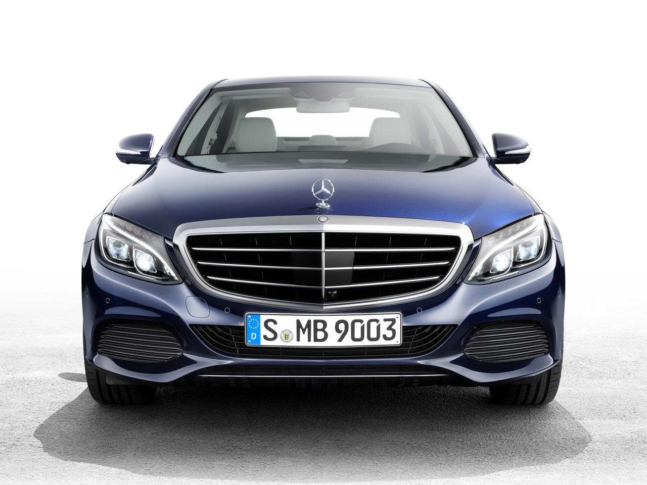 Mercedes C 300 Bluetec Hybrid