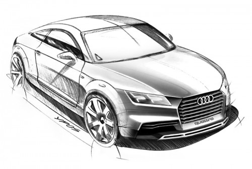 2014 Audi TT YPOS rendering