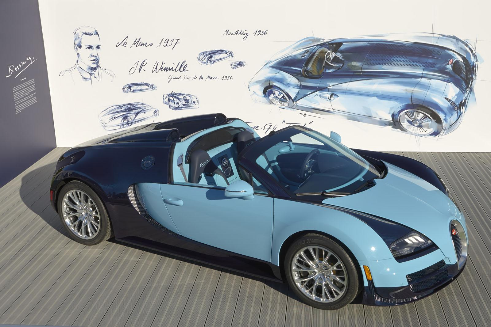 Report Bugatti Veyron Successor Will Be More Than A Replacement