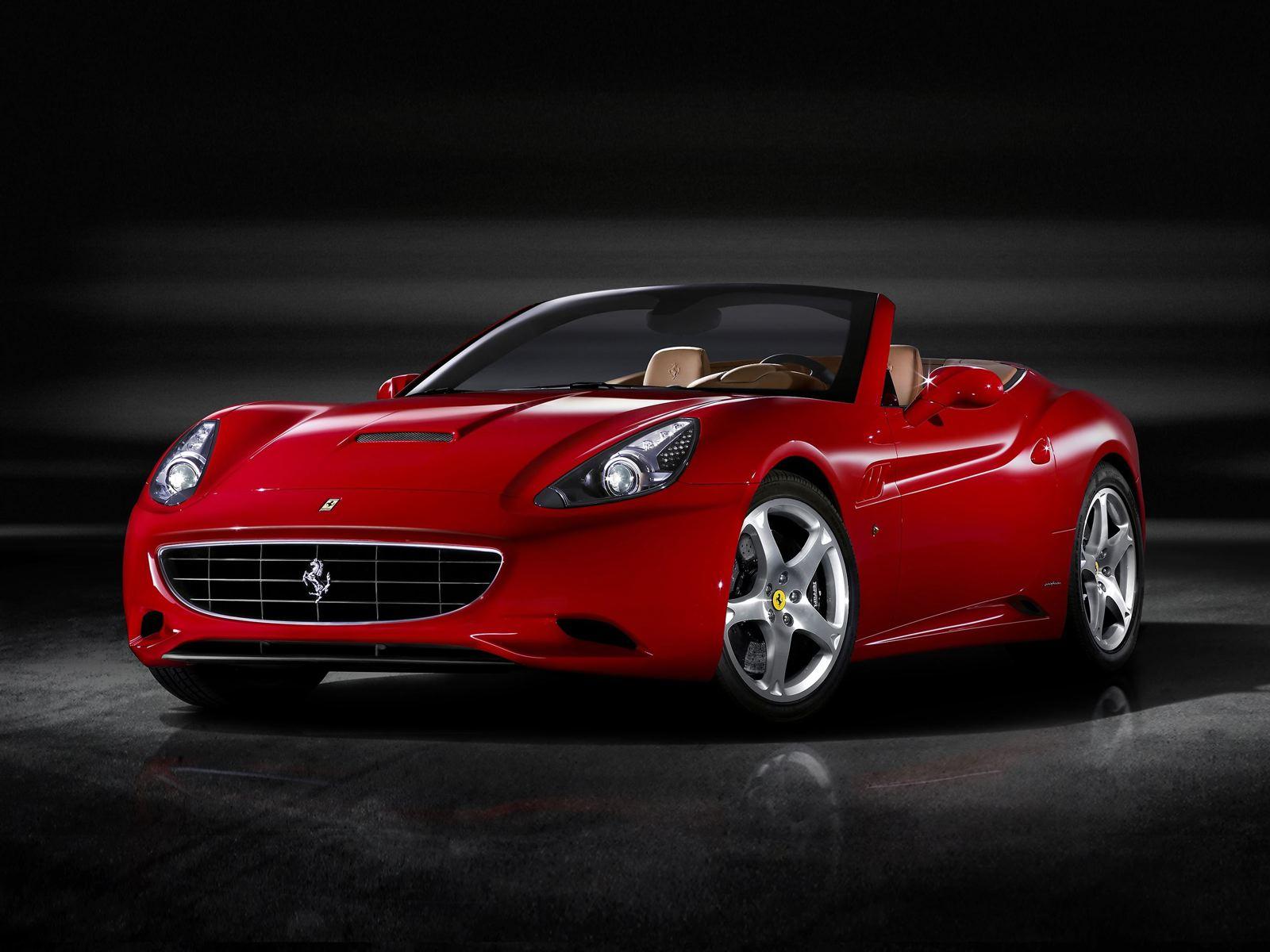 Report - 2015 Ferrari California to get Twin Turbo V8