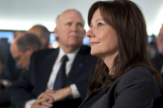 Mary Barra - GM CEO