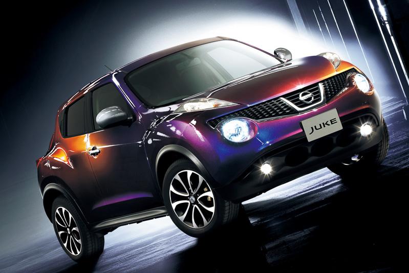 Nissan Juke Special Edition Japan