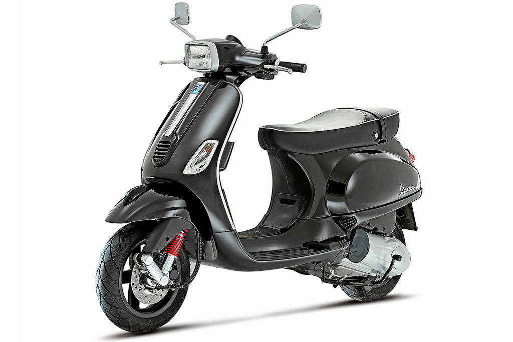 Piaggio Vespa Sport press shot